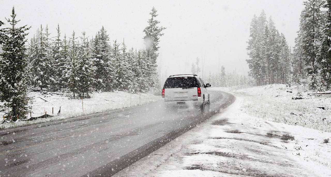 Tips Driving Winter Weather