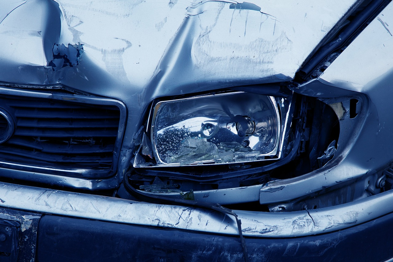 What happens car accident uninsured driver