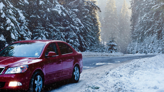 tips protecting car winter weather traveling