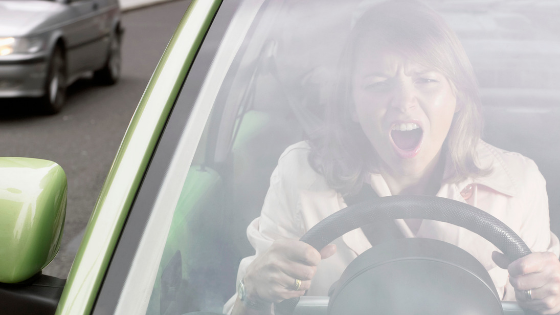 Road Rage, Aggressive Driving and How to Avoid Them